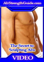 secret sculpting abs